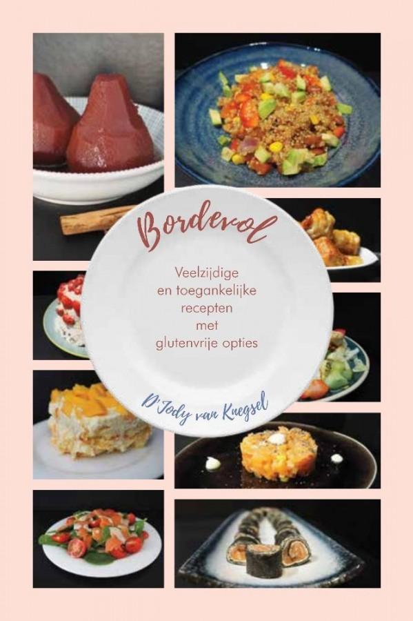 Bordevol - Veelzijdige en toegankelijke recepten met glutenvrije opties