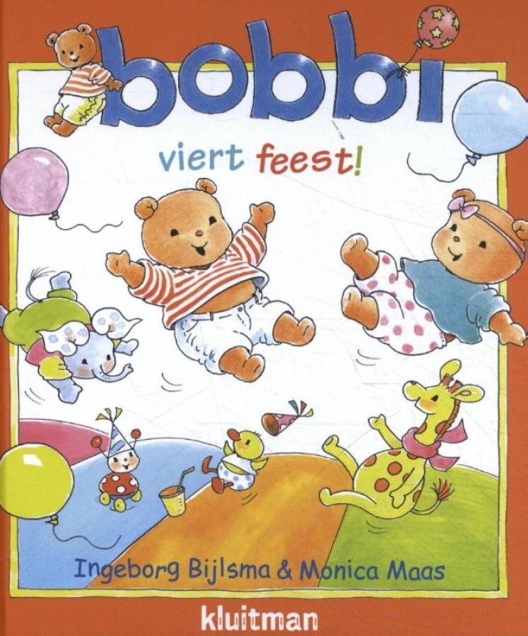 Bobbi viert feest (klein formaat)