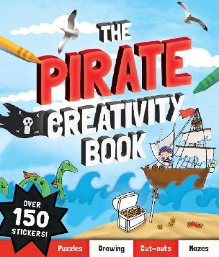 Pirate creativity book
