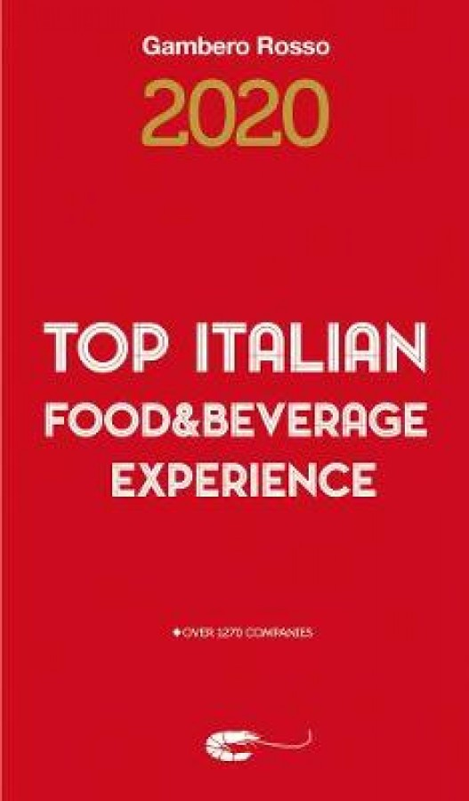 Gambero rosso Top italian food & beverage experience 2020