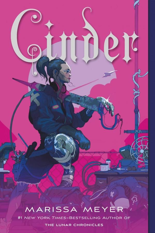 Lunar chronicles (01): cinder