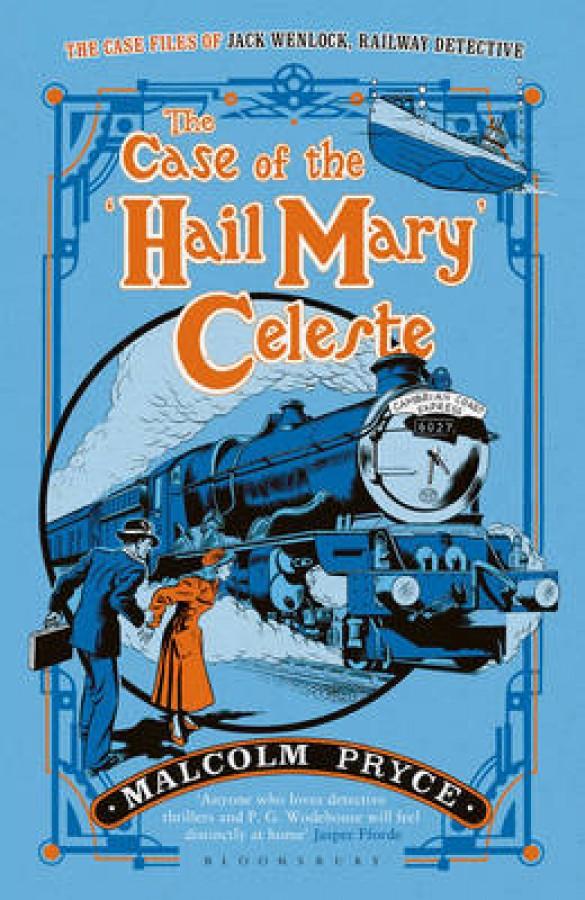 Jack wenlock Case of the 'hail mary' celeste