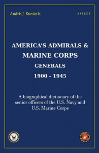 America's Admirals & Marine Corps Generals 1900-1945