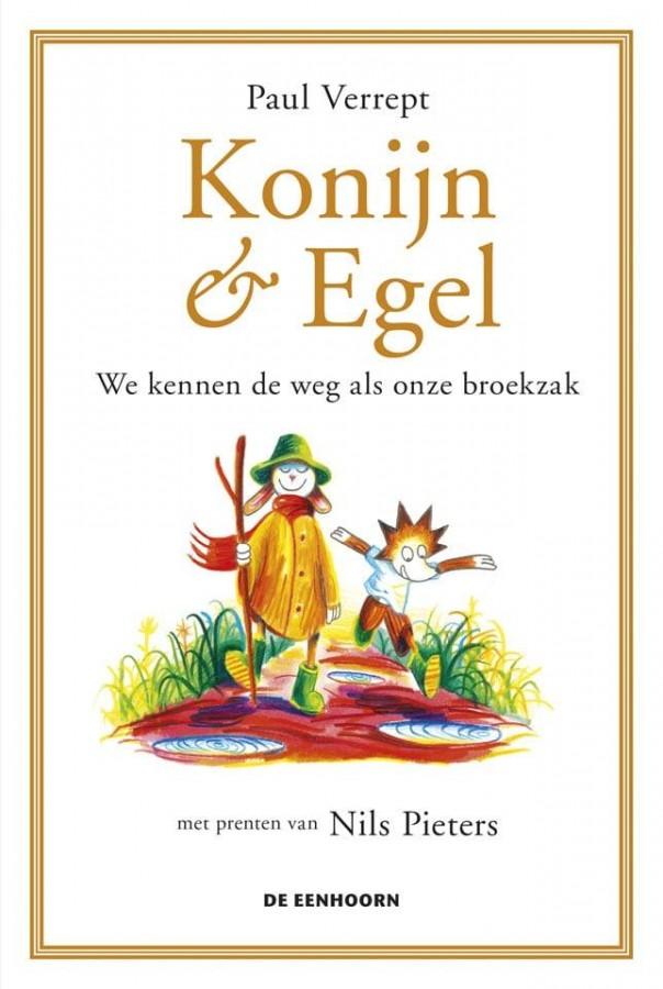Konijn en Egel - We kennen de weg als onze broekzak