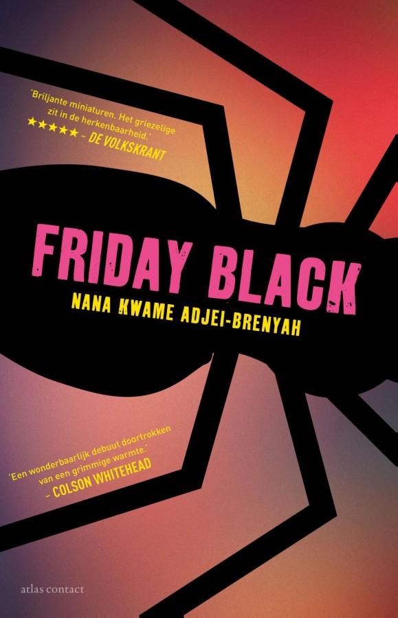 Het eerste verhaal van Friday Black