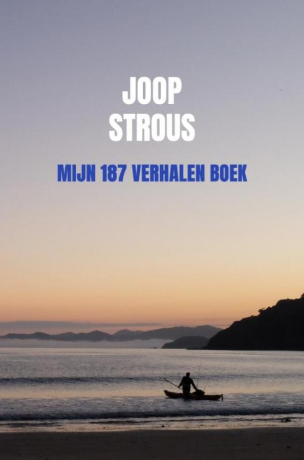 Mijn 187 verhalen boek