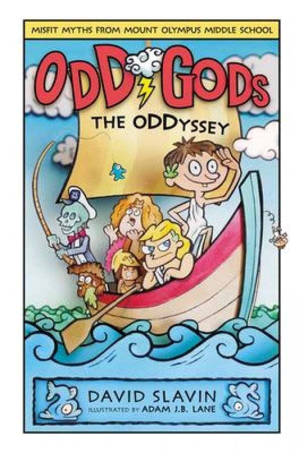 Odd gods: the oddyssey