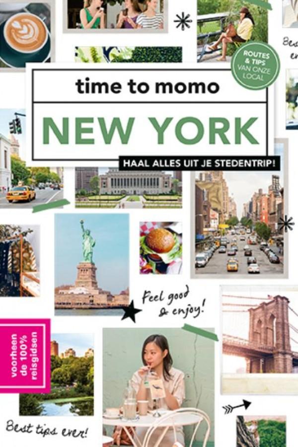 time to momo New York + ttm Dichtbij 2020
