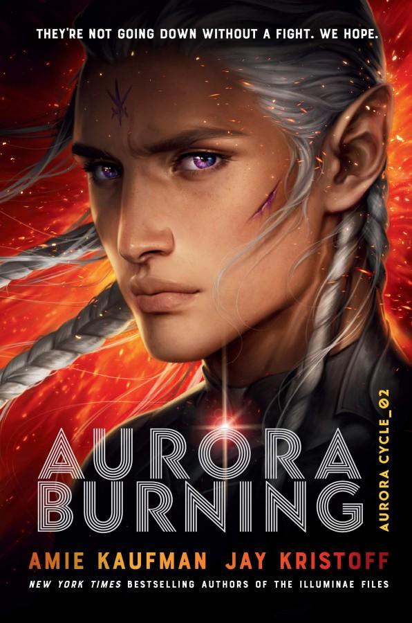 Aurora cycle (02): aurora burning
