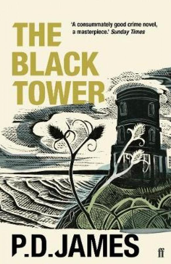 Adam dalgliesh Black tower