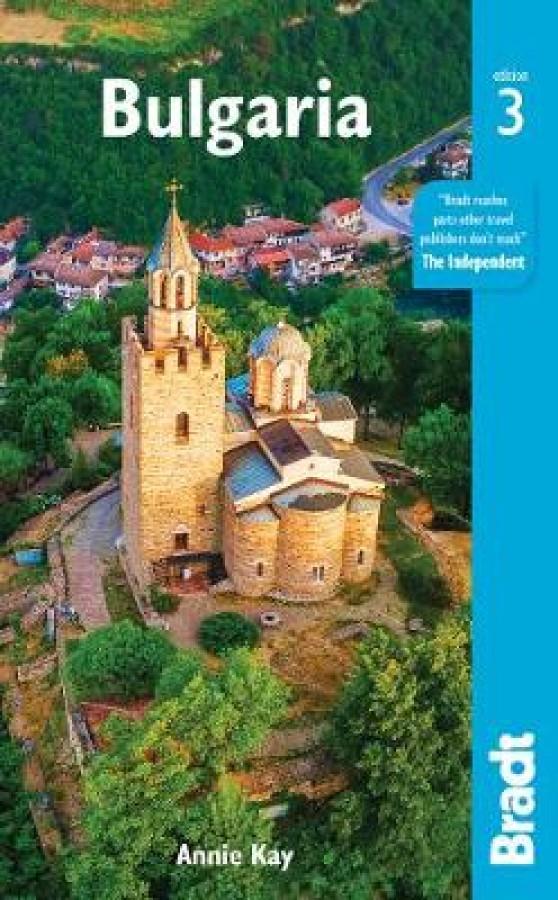 Bradt travel guides Bulgaria (3rd ed)