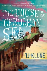House in the cerulean sea