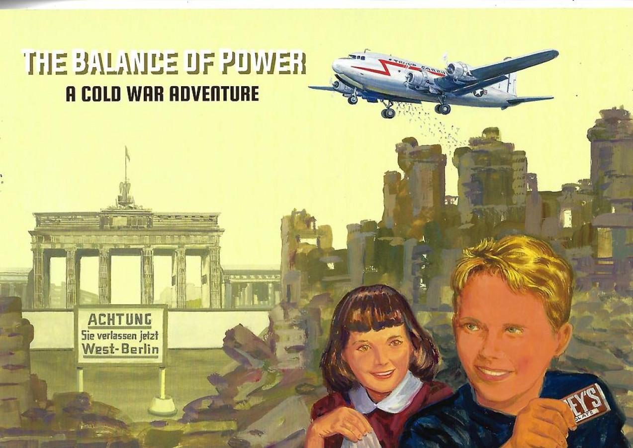 The Balance of Power - A Cold War Adventure