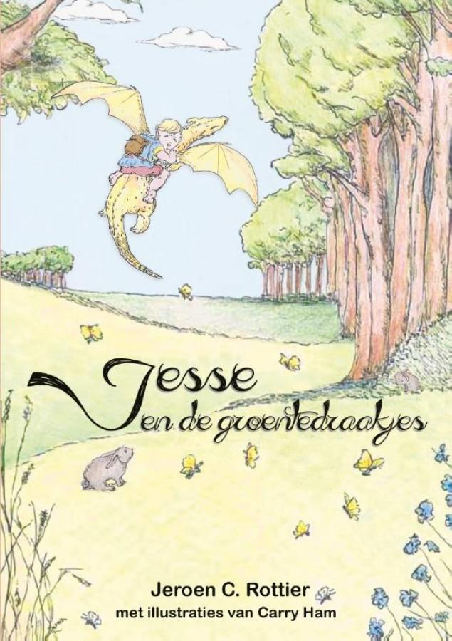 Jesse en de groentedraakjes