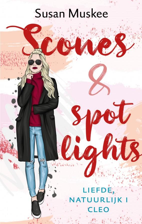 Scones en spotlights