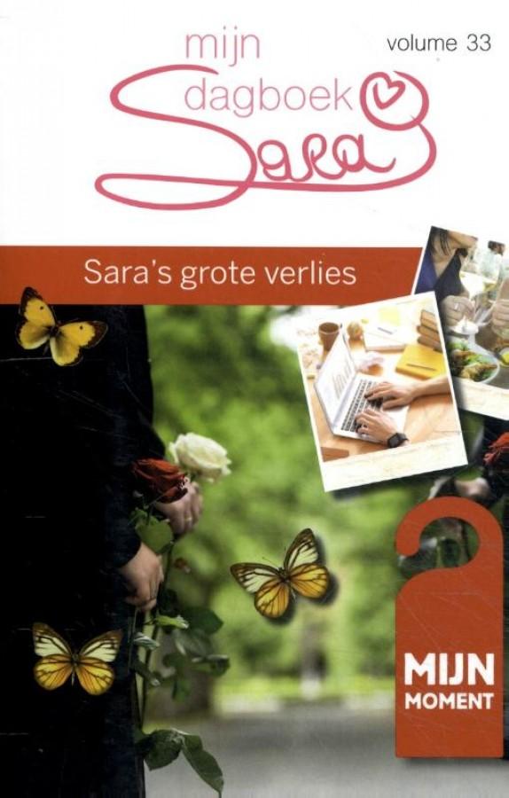 Sara 33 - Sara's grote verlies