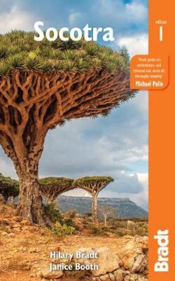 Bradt travel guides Socotra (1st ed)