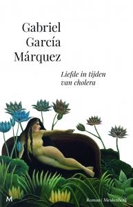 Voorplat_Marquez_Liefde in tijden van cholera