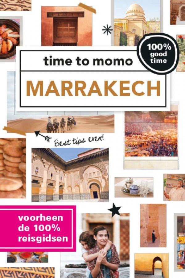 time to momo Marrakech + ttm Dichtbij 2020