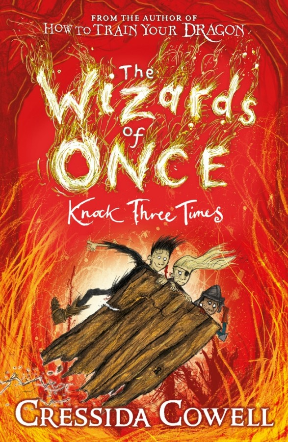 Wizards of once (03): knock three times