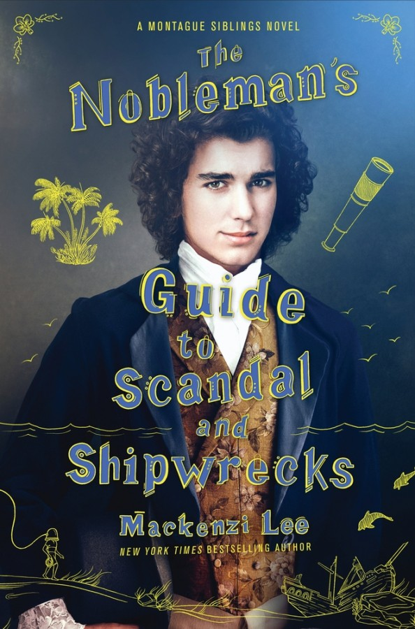 Montague siblings (03): nobleman's guide to scandal and shipwrecks