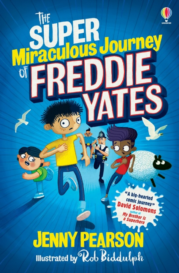 Super-miraculous journey of freddie yates