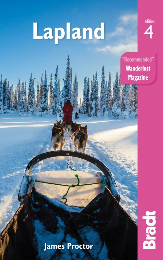 Bradt travel guides Lapland (4th ed)