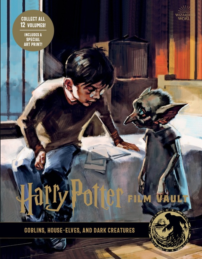 Harry potter Film vault volume 9