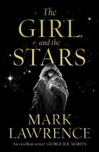 Girl and the stars