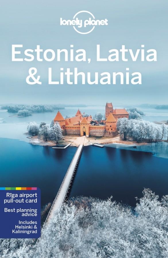 Lonely planet: estonia, latvia & lithuania (8th ed)