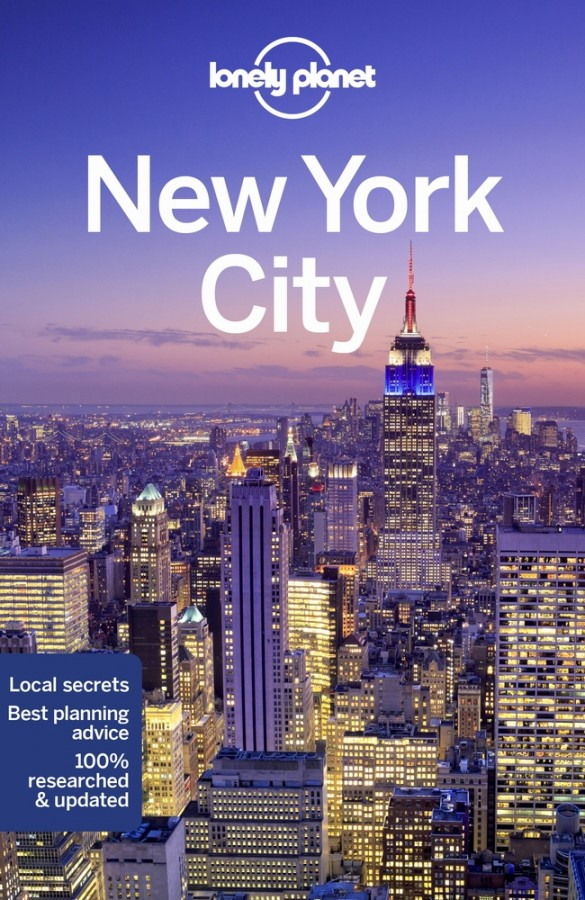 Lonely planet city guide: new york city (12th ed)