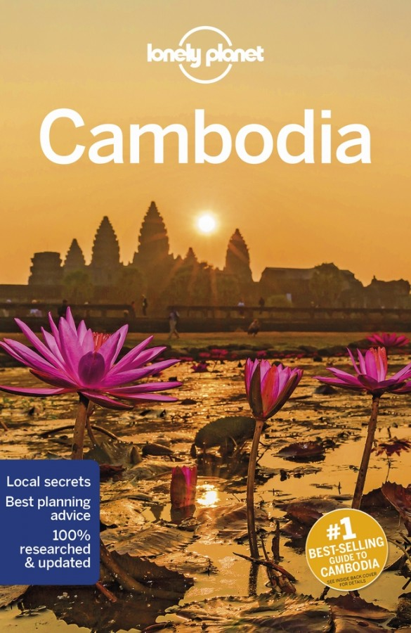 Lonely planet: cambodia (12th ed)