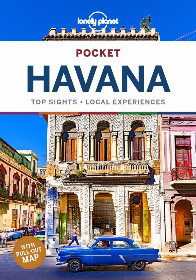 Lonely planet pocket: havana (2nd ed)