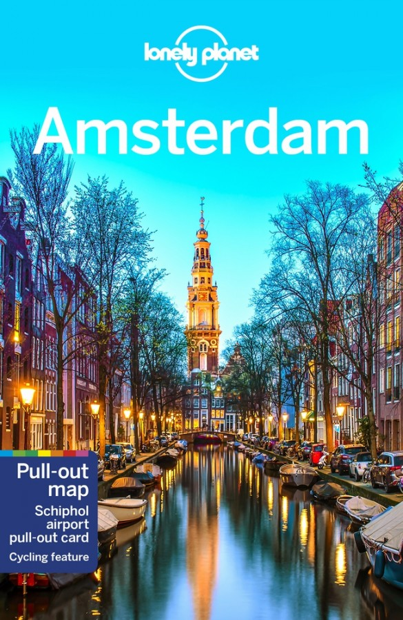 Lonely planet: amsterdam (12th ed)