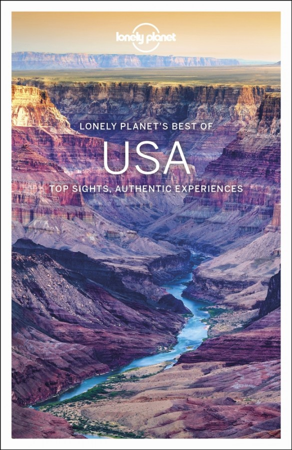 Lonely planet: best of usa (3rd ed)