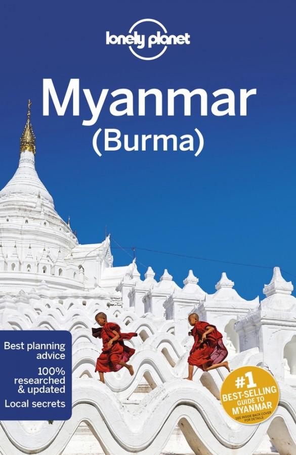 Lonely planet: myanmar (burma) (14th ed)
