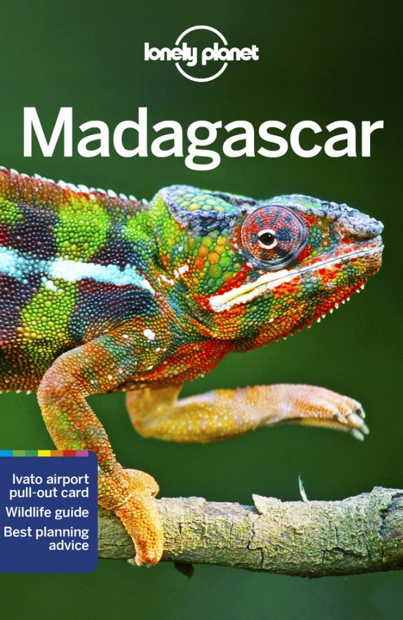 Lonely planet: madagascar (9th ed)