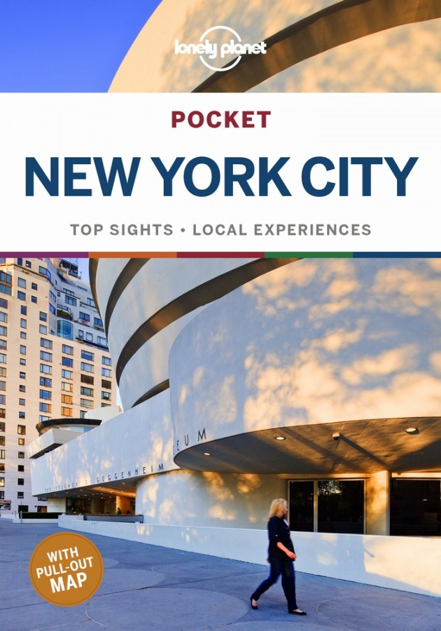 Lonely planet pocket: new york city (8th ed)