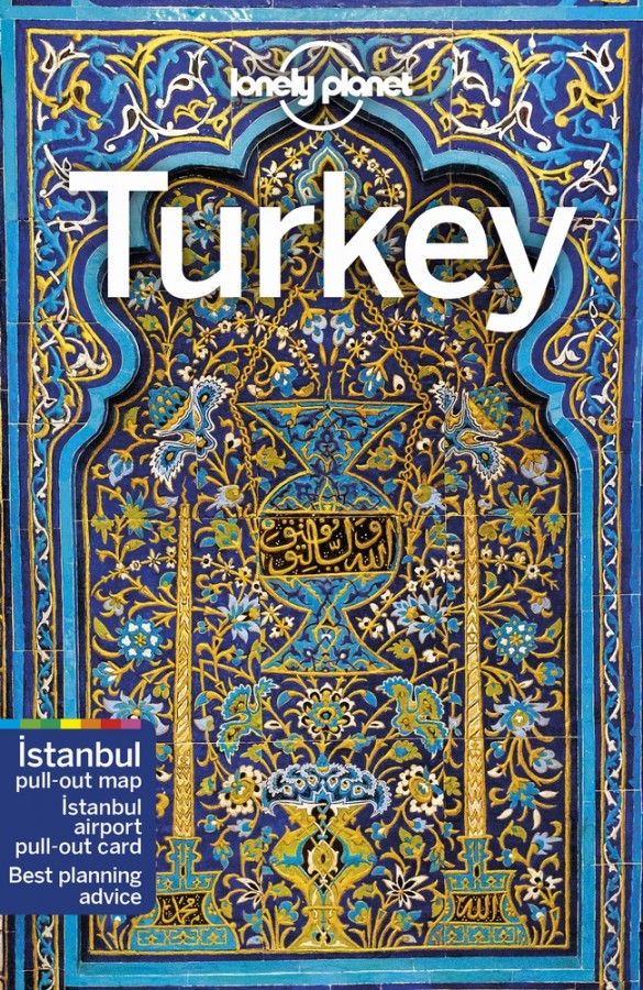 Lonely planet: turkey (16th ed)