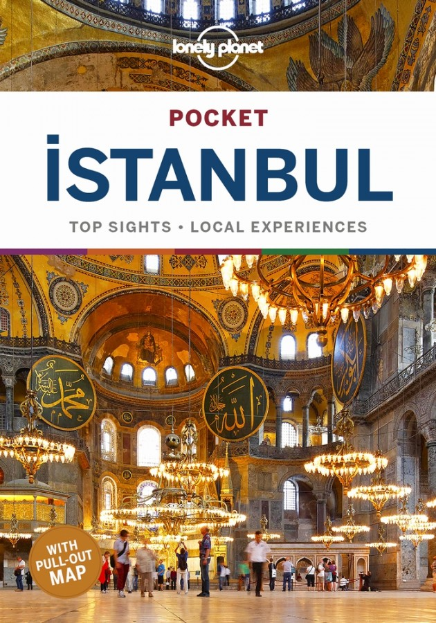 Lonely planet pocket: istanbul (7th ed)