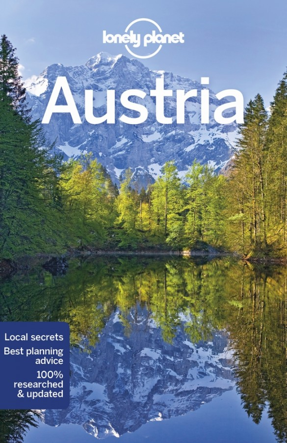 Lonely planet: austria (9th ed)
