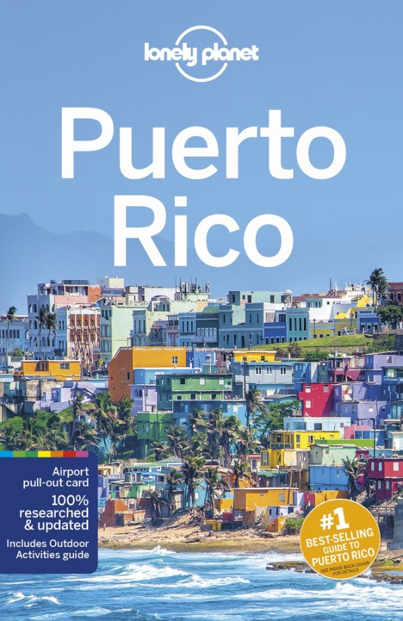 Lonely planet: puerto rico (8th ed)