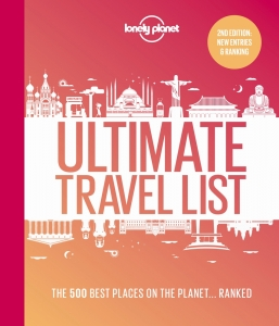 Lonely planet: ultimate travel list (2nd ed)