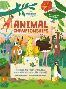 Lonely planet kids Animal championships 1
