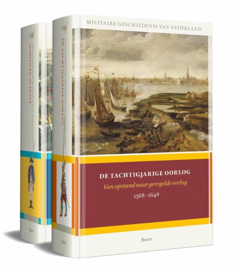 Set Militaire historie van Nederland