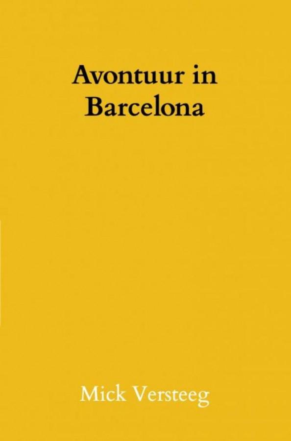 Avontuur in Barcelona