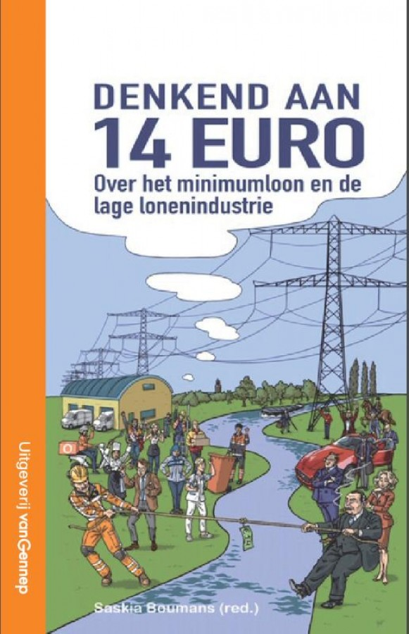 Denkend aan 14 euro