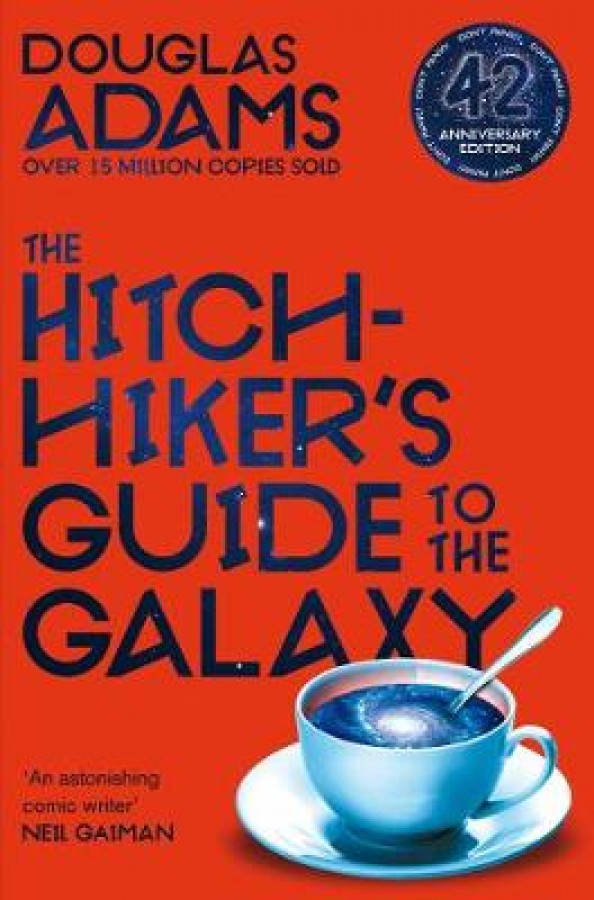 Hitchhiker's guide to the galaxy: 42nd anniversary edition