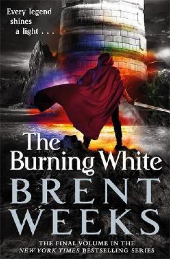 Lightbringer (05): the burning white