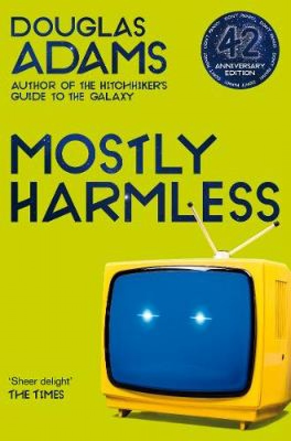 The hitchhiker's guide to the galaxy (05): mostly harmless (42nd anniversary edition)